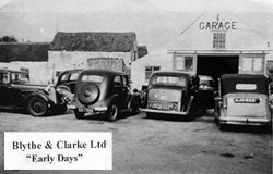 Blythes Garage History(1)